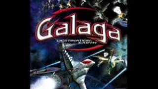 Galaga Destination Earth