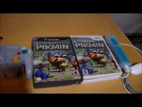 Pikmin 1 Gamecube Vs Wii Best Comparison Video As Of Now Youtube