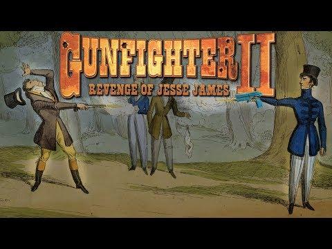 Gunfighter II: Revenge of Jesse James (PSCX2 + nuvee) Namco Aimtrak Light Gun