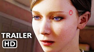PS4 - Detroit Become Human Gameplay Trailer (2018) PGW