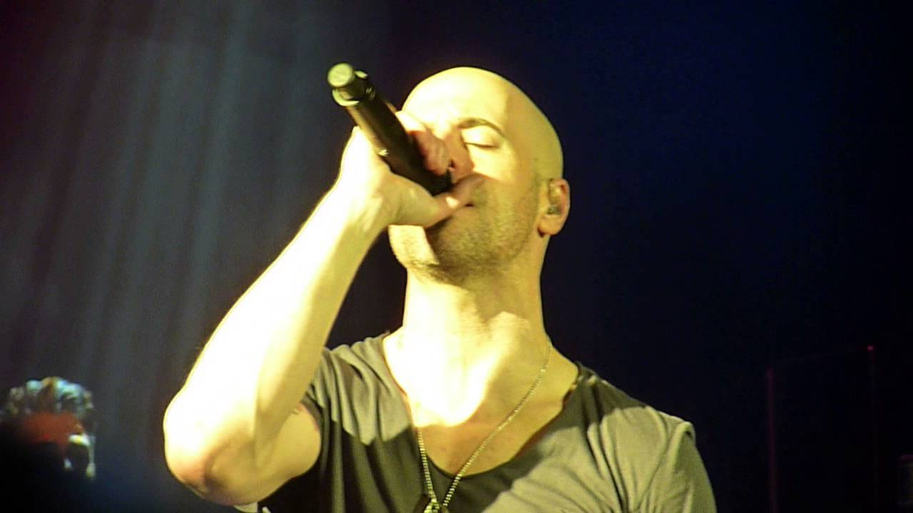 Daughtry - Waiting for Superman - London O2 Shepherds Bush - March 26th 2014