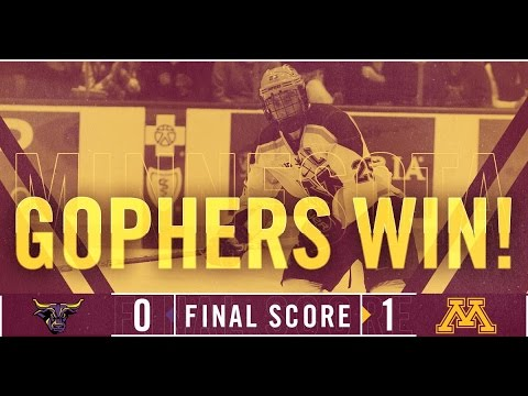 Highlights: Gopher Men