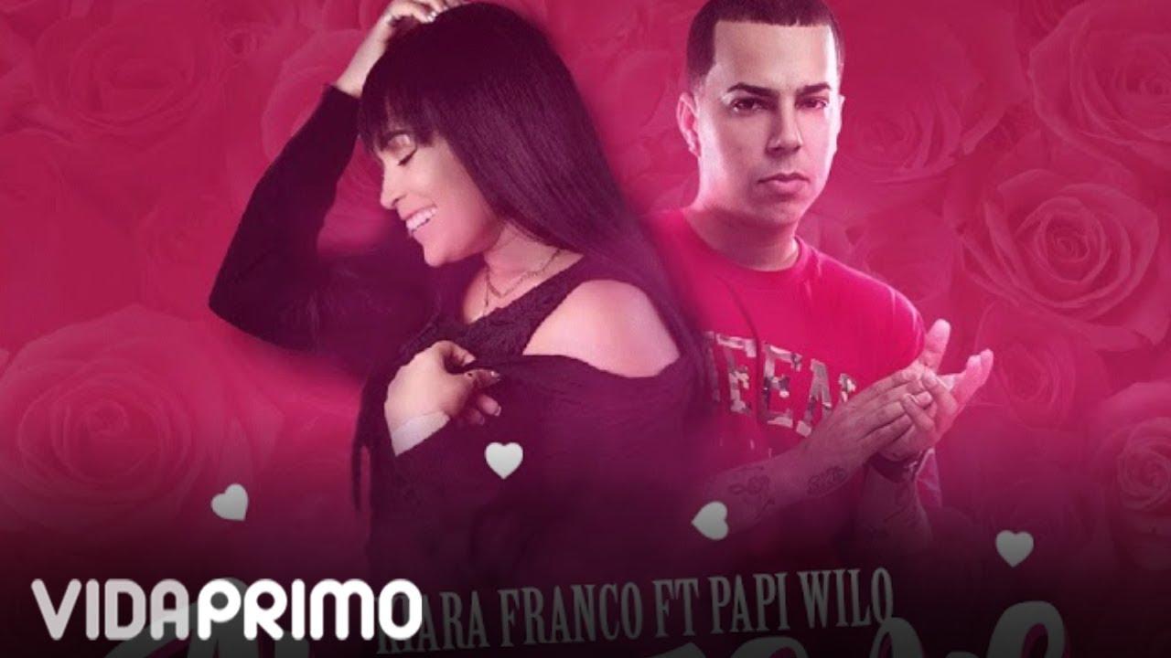 Kiara Franco  - Abrazame Fuerte ft. Papi Wilo [Official Audio]