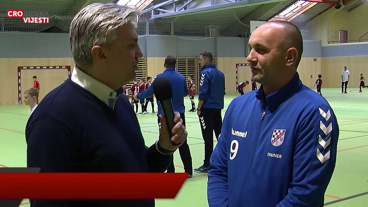 Razgovor sa Zlatkom Iliševićem, zamjenikom voditeljice turnira.