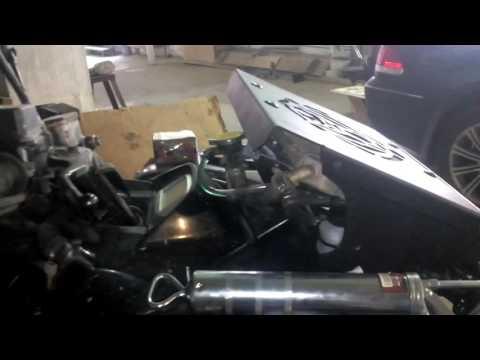 вынос радиатора джамбо700