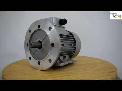 Moteur électrique 230/400V, 5.5Kw, 3000 tr/min -B35 Découvrez ci-dessous nos vidéos de présentation du produit