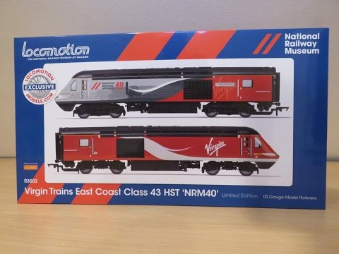 Opening Hornby R3502