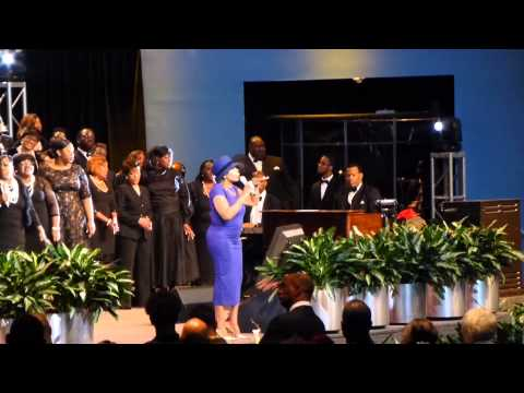 Vanessa Bell Armstrong testifies for Kathy Taylor (w/ Kim Burrell)