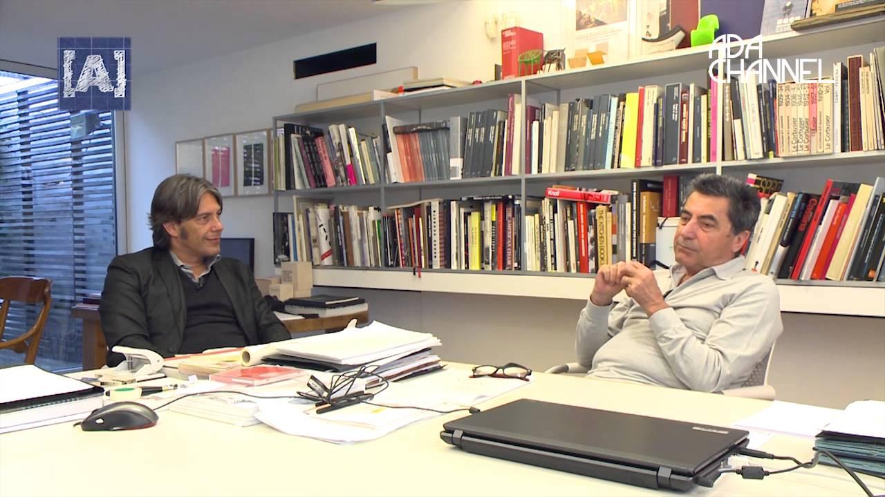 Archistart puntata 8 antonio citterio for Antonio citterio architetto