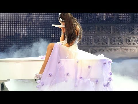 Ariana Grande Getting Emotional (compilation)
