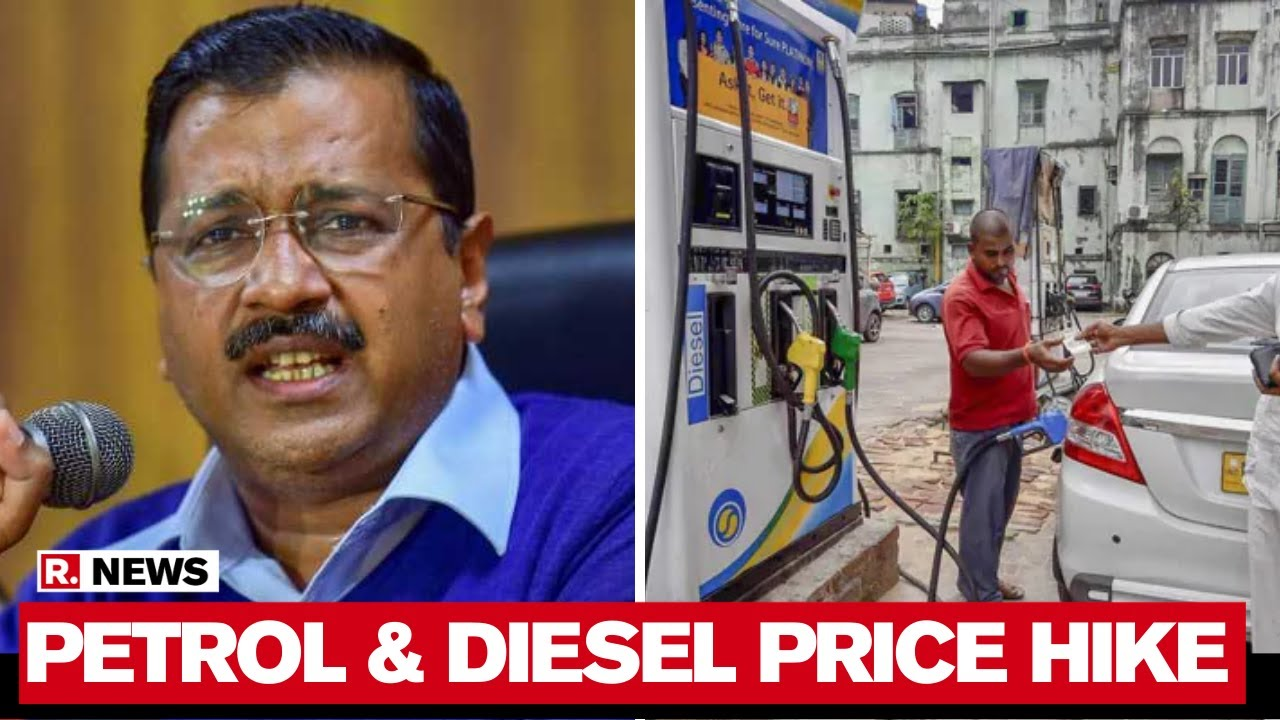 Delhi Govt Increases VAT On Petrol & Diesel; Prices Hiked By ₹1.67 & ₹7.10