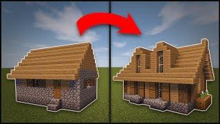 Minecraft Villager House