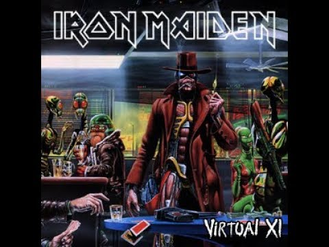 Iron Maiden- Virtual XI | A Combination of the X-Factor and Virtual XI