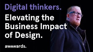 Elevating the Business Impact of Design | Stephen Gates from InvisionApp | Awwwards Conf NYC