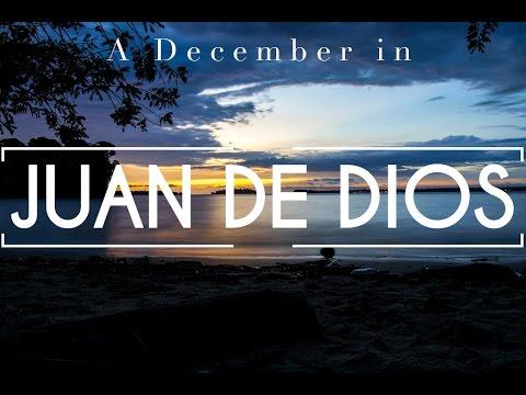 Juan De Dios, A Pacific Beach