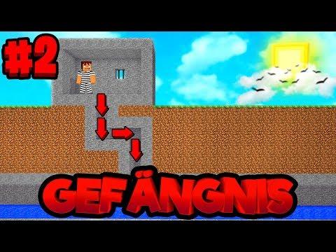 Der GEHEIME TUNNEL?! - Minecraft GEFÄNGNIS #2
