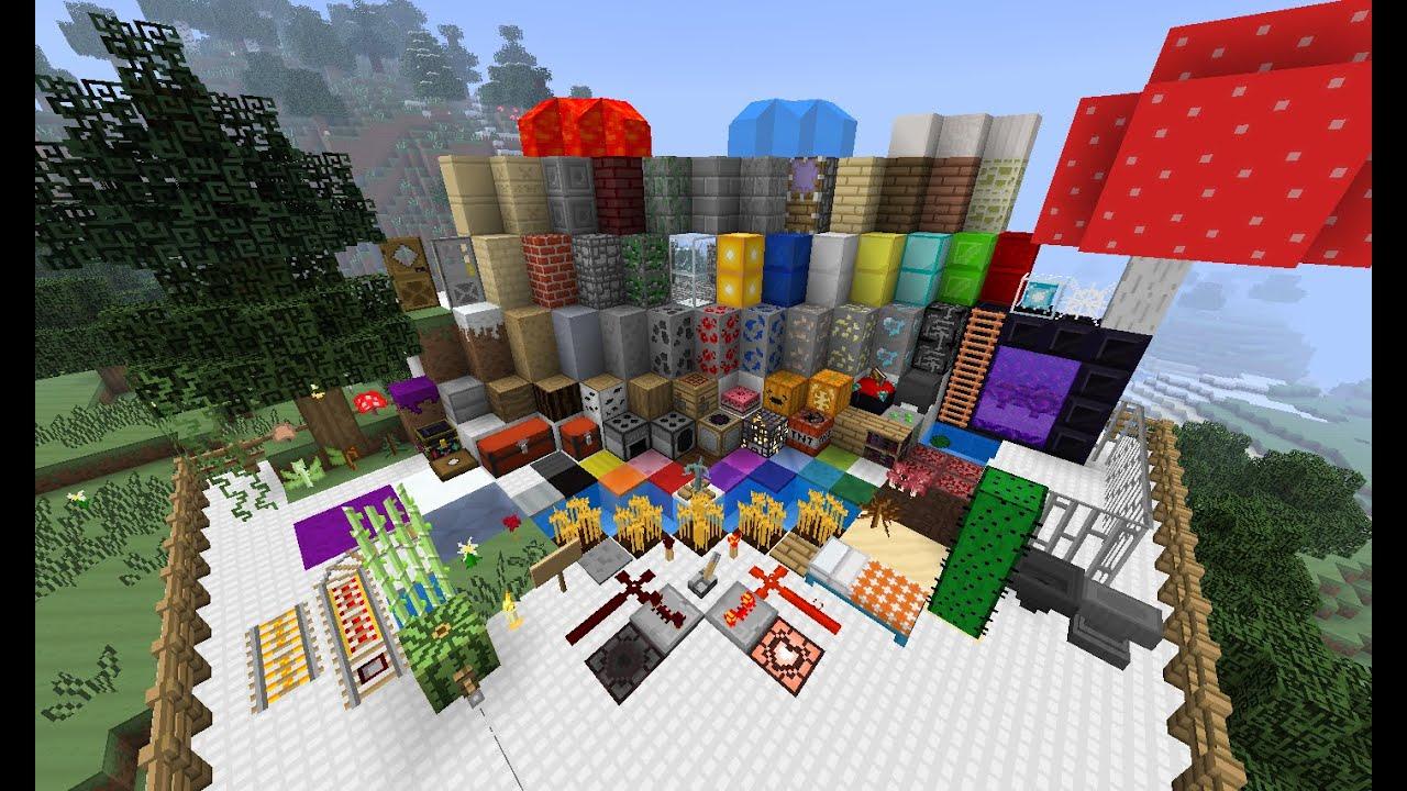 Minecraft tuto comment créer son propre pack de texture - YouTube