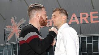 UFC Auckland: Felder vs Hooker - Preview