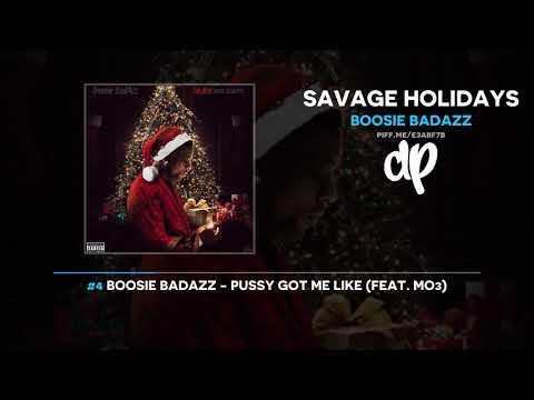 Boosie Badazz - Savage Holidays (FULL MIXTAPE)