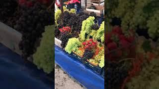 Kestel seyyar pazarı