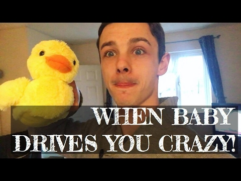 WHEN THE BABY DRIVES YOU CRAZY! | LOTTIE & CO