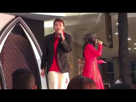 Percayalah - Afgan dan Raisa live cover (Revian dan Ita)