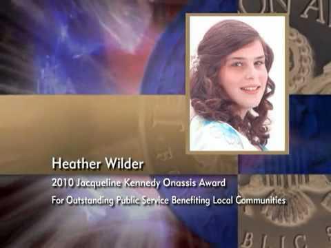2010 Jefferson Awards National Ceremonies Video (Sam, Charlene, Scott, Heather)