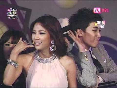 Big Bang   Scandalous ft  Lee Hyori
