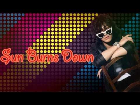 Sun Burns Down - Jin Akanishi Lyrics
