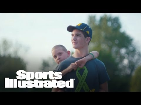 High School Athlete of the Month: Hunter Gandee | Sports Illustrated