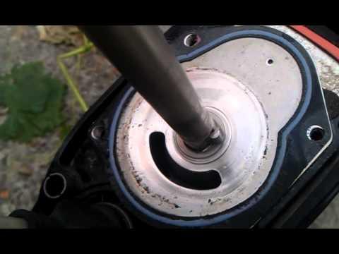 Работа моторчика печки на Ниссан Ноут после спаивания крыльчатки
