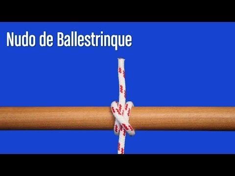 NUDO DE BALLESTRINQUE;