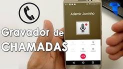 MELHOR GRAVADOR DE CHAMADAS!! COMO GRAVAR LIGAÇÕES NO CELULAR - TUTORIALTEC