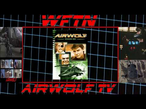 WFTN All 4 Season's Of Airwolf End Theme Music