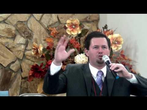 Pastor Joel Marsh Jr. Domingo 10302016 A.M