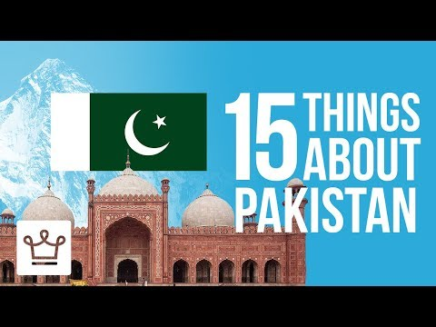 15 Things You Didn't Know About Pakistan thumbnail