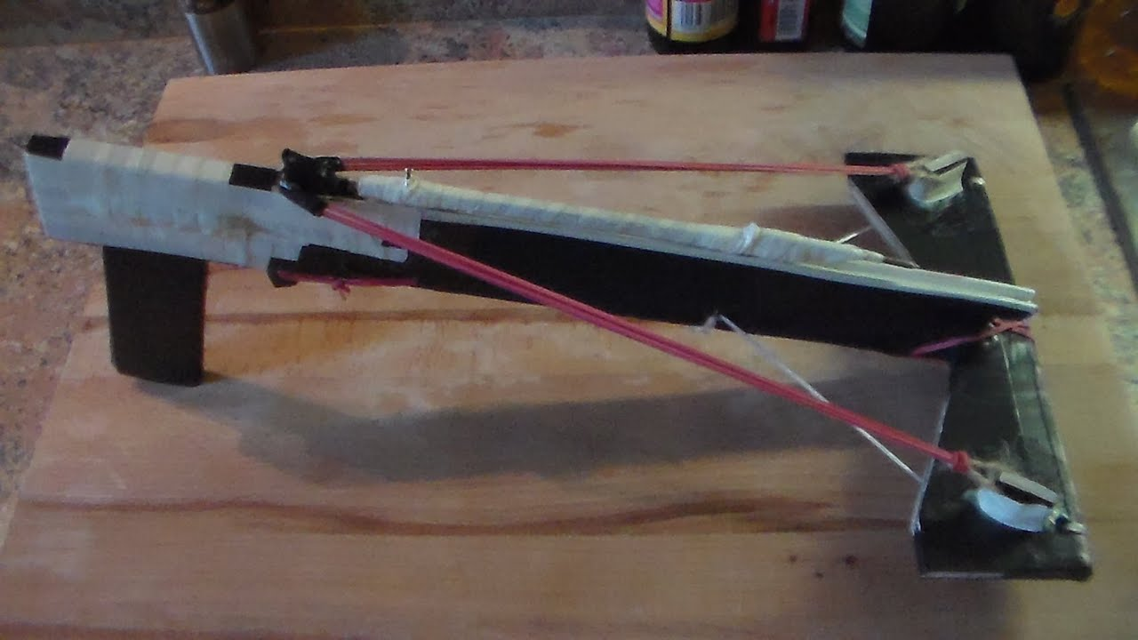 Crossbow How Rubber Pencils Pencil 2 Make And Bands