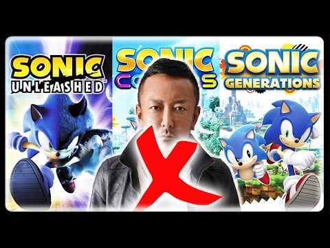SEGA Takes Another Blow... | Sonic Unleashed / Colors / Generations CHIEF Producer Is Leaving SEGA