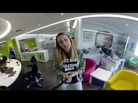Cardiff University Students' Union | Virtual Tour (360 VR Video)