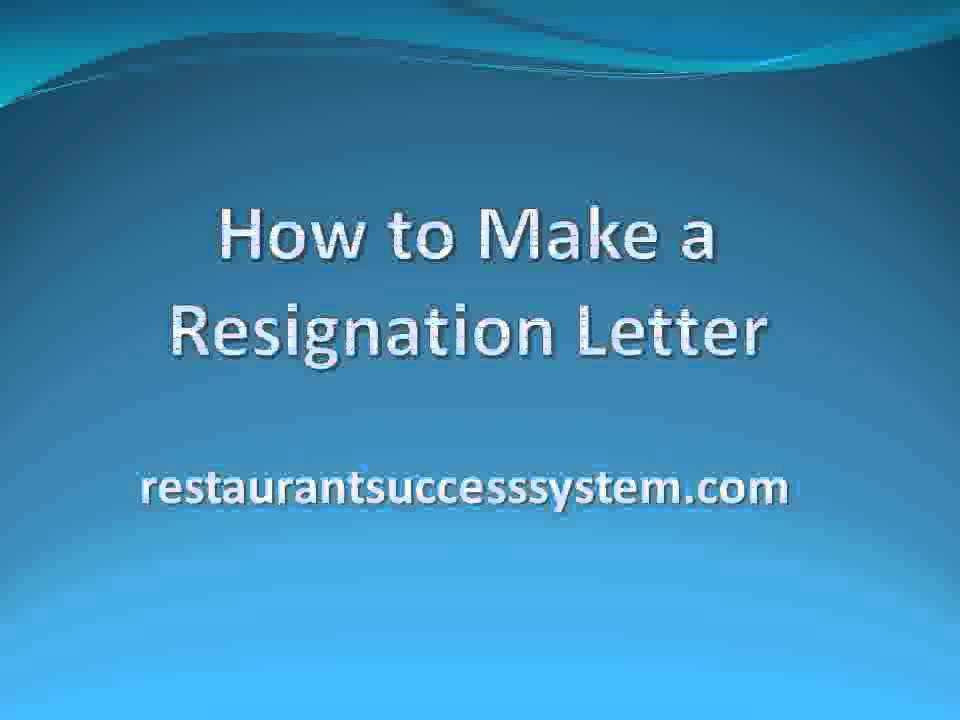 maxresdefault  Month Resignation Letter Template on 2 week notice, free printable company, for school aide,