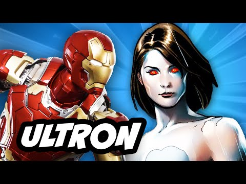 Avengers Age Of Ultron - TOP 5 Marvel Stories