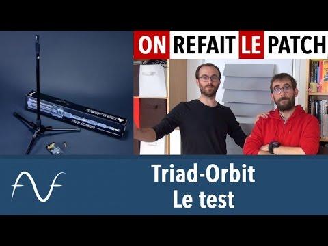 Triad-Orbit - TEST