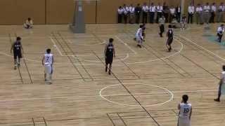 第4回全日本クラブバスケットボール選抜大会決勝
