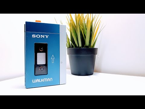 Let's Refurb! - Original 1979 Sony Walkman TPS-L2! (Guardians of the Galaxy)