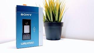 Let's Refurb! - Original 1979 Sony Walkman TPS-L2! (Guardians of the Galaxy)