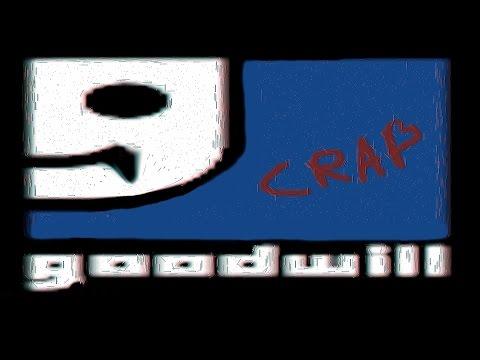 Goodwill Crap #2