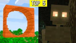 Top 5 Mods que Nadie Conoce en Minecraft 1.16.1