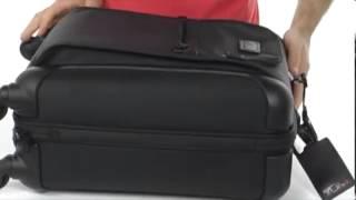 Tumi Alpha - Lightweight Continental Carry-On  SKU : # 8079399