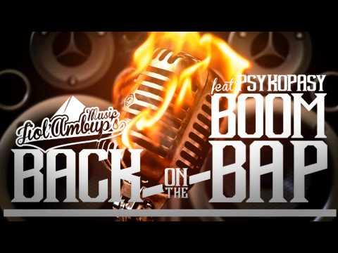 GUN & YOONGS & WADA Feat PSYKOPASY (Xcrew) - BACK ON THE BOOMBAP (Audio officiel) Jiolambups
