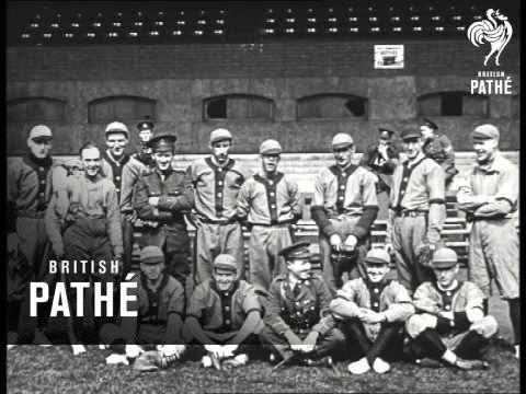 Final Anglo-American Baseball League (1914-1918)